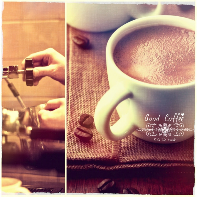 Good Coffee.//.Coffee Shop AU Playlist