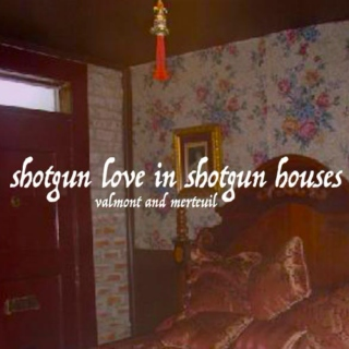 shotgun love in shotgun houses