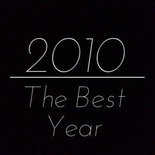 2010: the best year for music