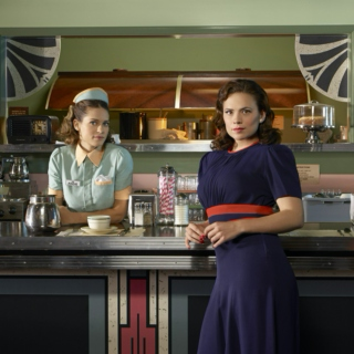 Peggy/Angie (Agent Carter)
