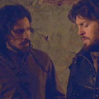 Musketeers (Athos and Aramis)