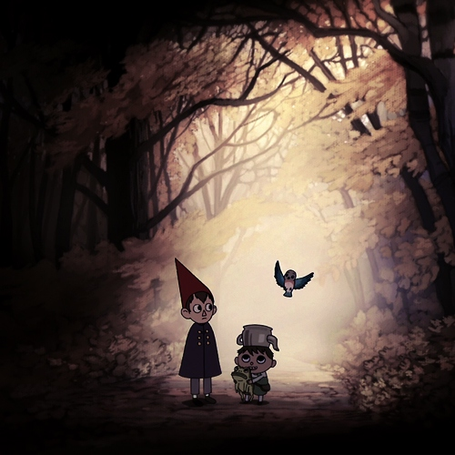 Over the Garden Wall (Part I)