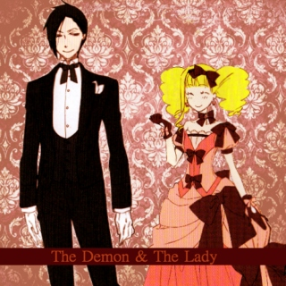 ♞The Demon & The Lady♔