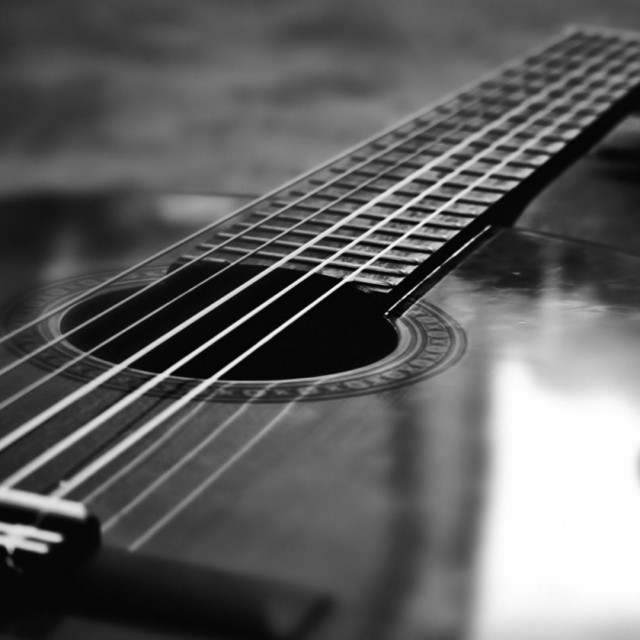 Acoustic Guitar Only