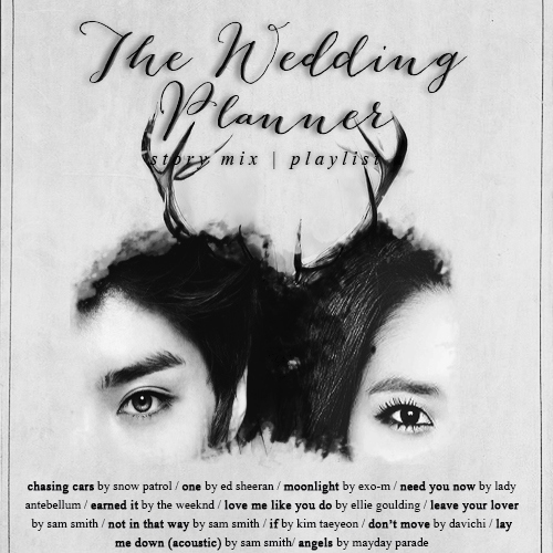 story mix; the wedding planner side a