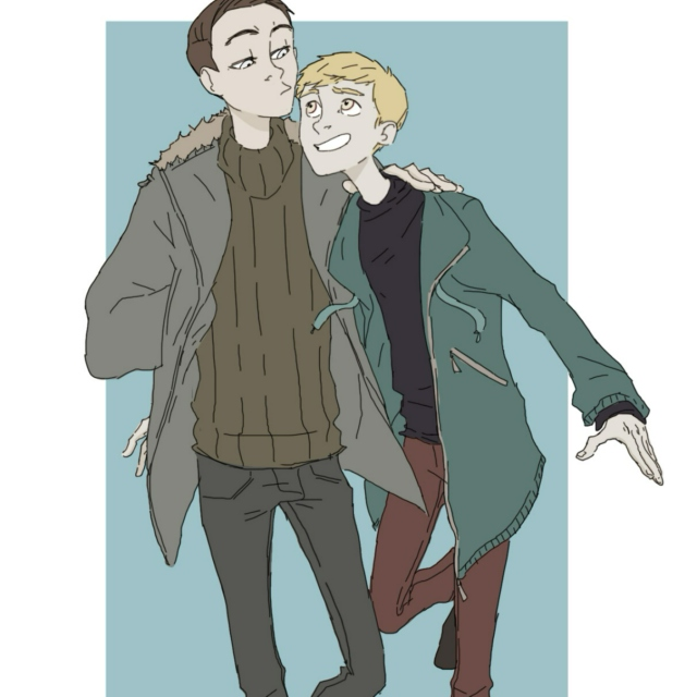 gay zombie boyfriends