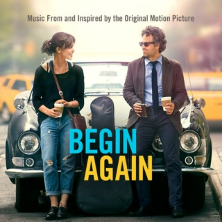 begin again movie soundtrack