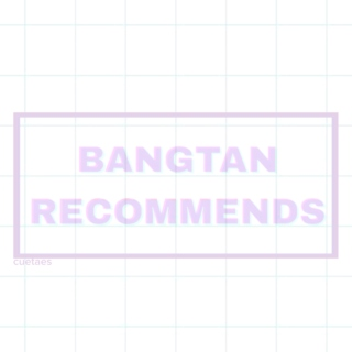 bangtan recommends : january 2k15