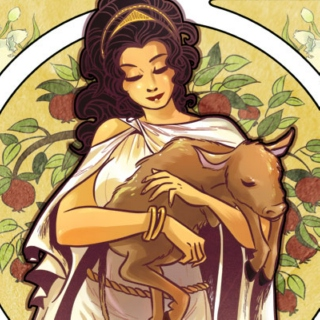myth ark XIII: hera (the matriarch)