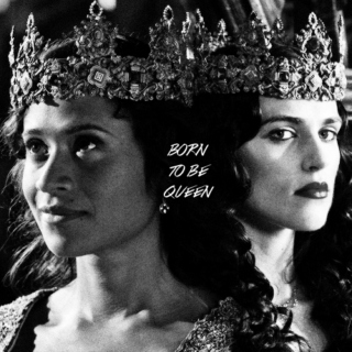 born to be queen | a morgwen fanmix