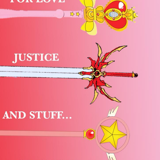 For Love, Justice and Stuff.