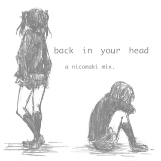 back in your head: a nicomaki mix.