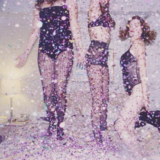 glitter party