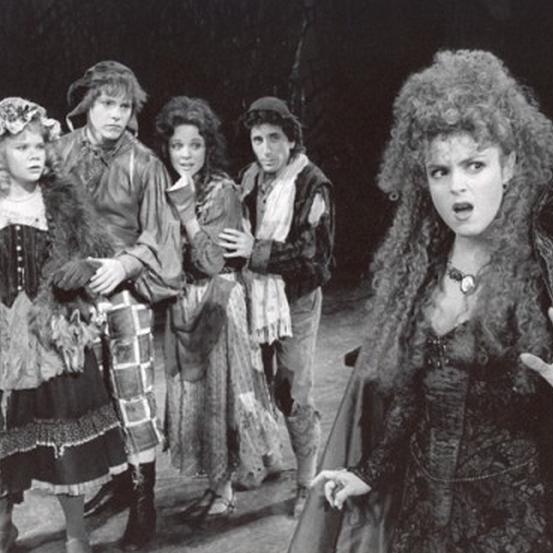 The Broadway Web: Fantasy and Fairytale