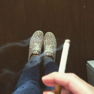 Sunrise&cigarettes