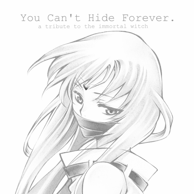 You Can't Hide Forever.