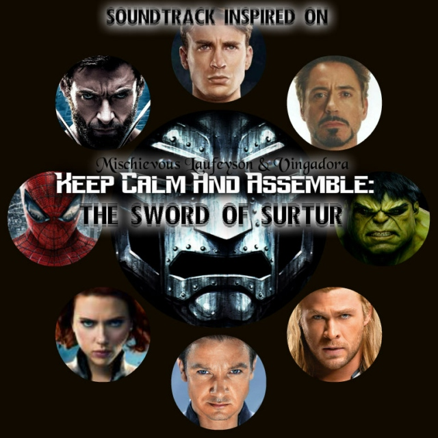 Keep Calm And Assemble: The Sword of Surtur - Soundtrack