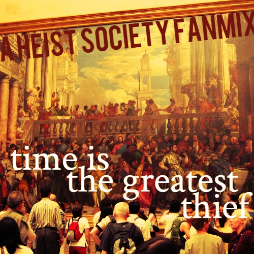 time, the greatest thief of all