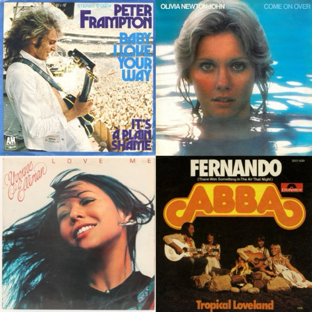 Late 70s - Top 20 Hits