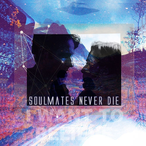 Soulmates Never Die - A Mulder x Scully Fanmix