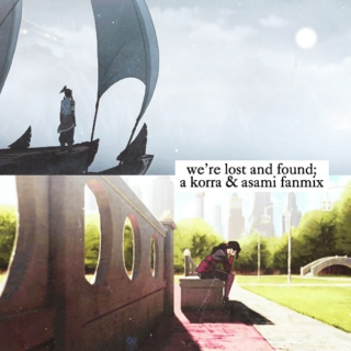 we're lost and found