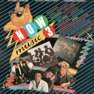 NOW 80s (The Edits) - Tantalising Throwback Thursday