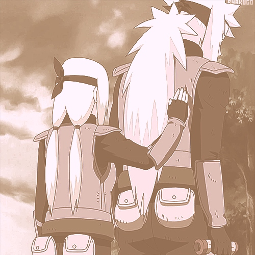 Once Upon Another Time: a Jiraiya Tsunade tribute
