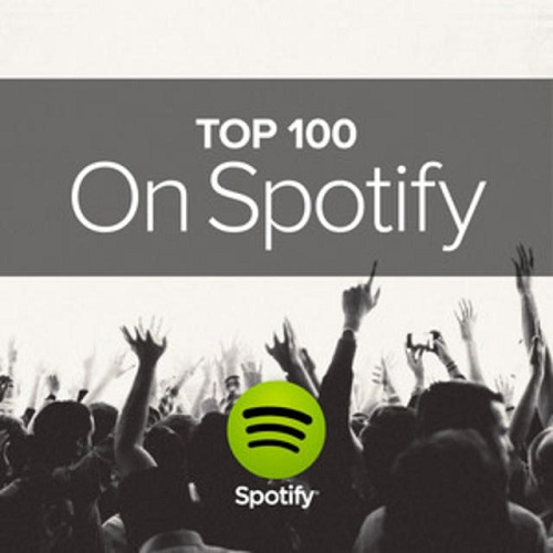 top 100 Spotify february 2015