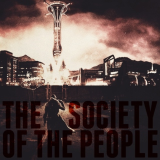 THE SOCIETY OF THE PEOPLE