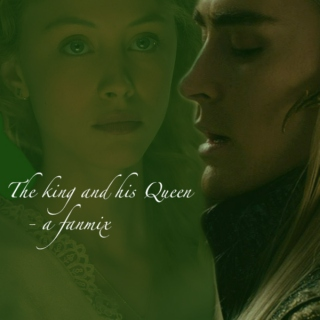 The King and His Queen
