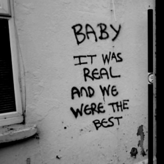 baby it was real
