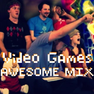 Video Games Awesome Mix