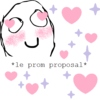 *le prom proposal*