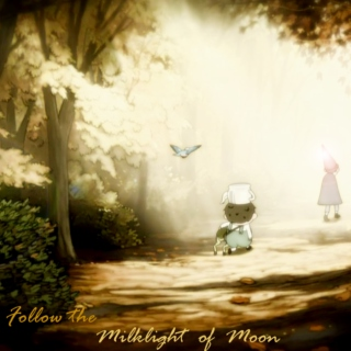 Follow the Milklight of Moon