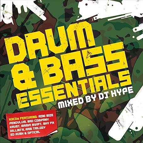 D&B Essentials (Mixed By DJ Hype) 2005