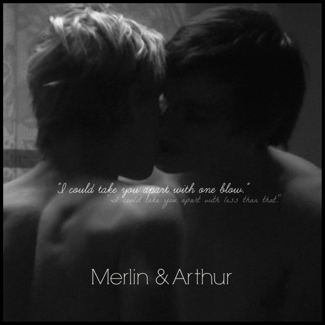 Merlin and Arthur: Here I Am