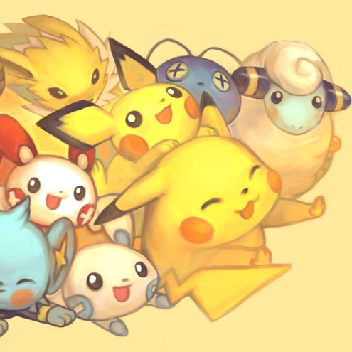 spark -electric pokemix-