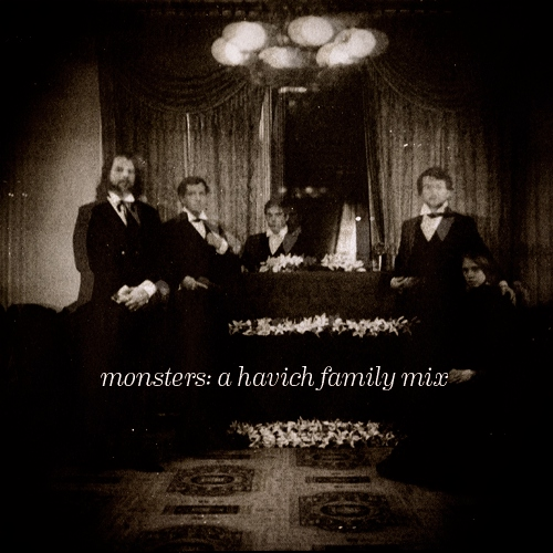 monsters: a havich family mix
