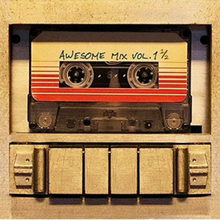 Awesome Mix Vol. 1 1/2