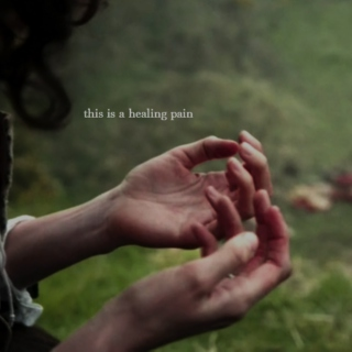 this is a healing pain
