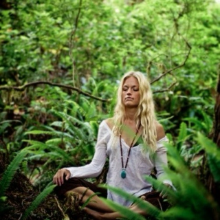 Forest Yoga