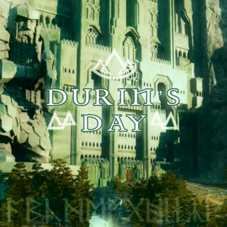 +DURIN'S DAY+
