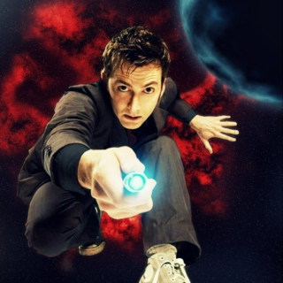 Allons-y! (a Tenth Doctor Mix)