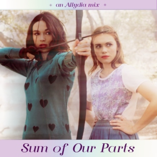 Allydia - Sum of Our Parts