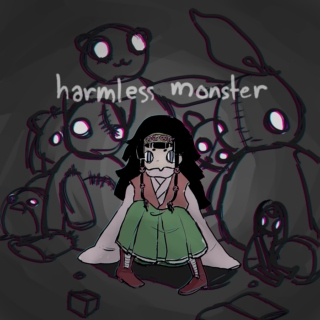 harmless monster