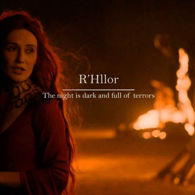 R'hllor: Lord of Light