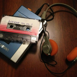 Another awesome mixtape for Peter Quill..