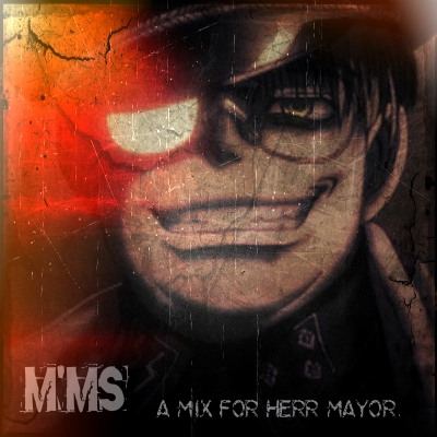 M&M's. A mix for Herr Mayor.