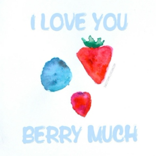 i love you berry much