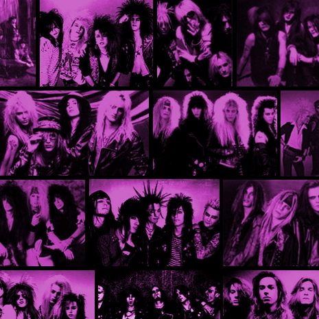 Demon Doll Records Glam/Sleaze/Hair Metal Vault Vol. 2